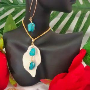 Coralis Sea Set Handmade Jewelry Astralba Flame Store
